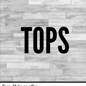 Tops & Swestets
